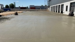 Neubau Logistikzentrum DC1 Pulheim